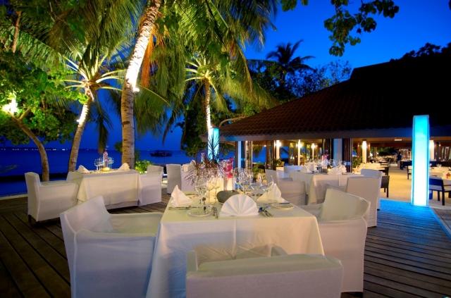 Indien-News.de - Indien Infos & Indien Tipps | Hummer unterm Sternenhimmel - Restaurant