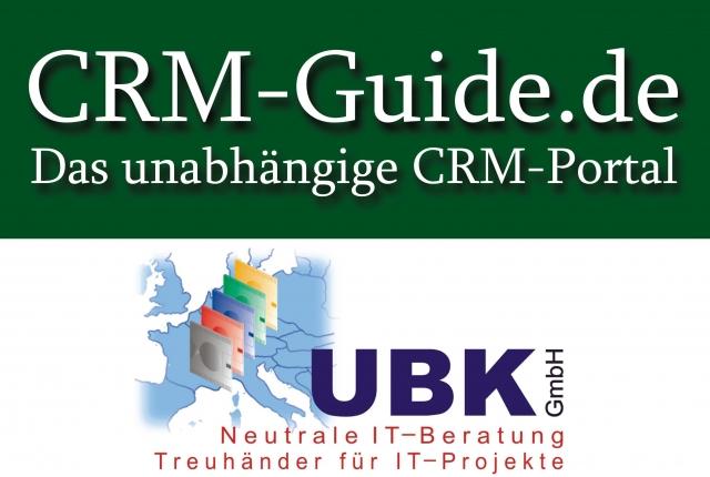 Tickets / Konzertkarten / Eintrittskarten | Logo vom Internet Portal CRM-Guide.de und vom CRM-Auswahl Berater UBK GmbH.