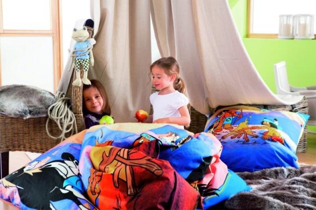 Shopping -News.de - Shopping Infos & Shopping Tipps | Bettwäsche mit Yakari-Indianer-Motiven liegt bei den Kleinen ganz groß im Trend.