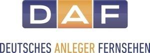 Flatrate News & Flatrate Infos | Logo DAF Deutsches Anleger Fernsehen