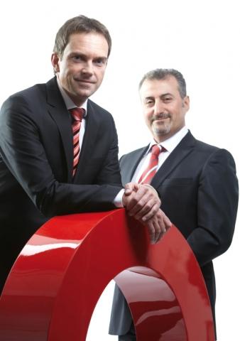 Alternative & Erneuerbare Energien News: Die Geschäftsführer der inform GmbH, Dr. Markus Hilleke (links) und Can Konsul