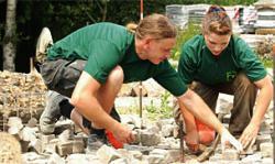 Landwirtschaft News & Agrarwirtschaft News @ Agrar-Center.de | Foto: Erfreulich viele der Auszubildenden in beiden Bundesländern würden den Beruf des Landschaftsgärtners weiterempfehlen.