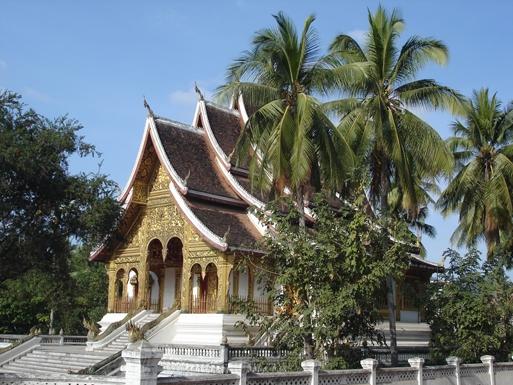 Indien-News.de - Indien Infos & Indien Tipps | Königspalast in Luang Prabang