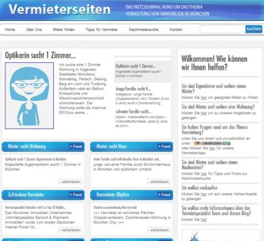 Berlin-News.NET - Berlin Infos & Berlin Tipps | Nützliche Informationen für Vermieter in München: www.tipps-für-vermieter.de