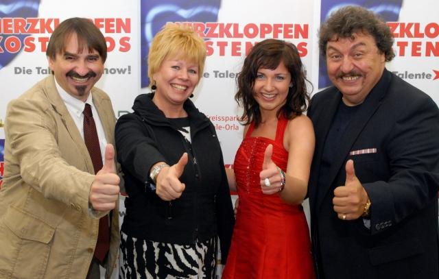 TV Infos & TV News @ TV-Info-247.de | Talente-Show-Team um Achim Mentzel vergibt die begehrten Bundes Talente Preise 2012
