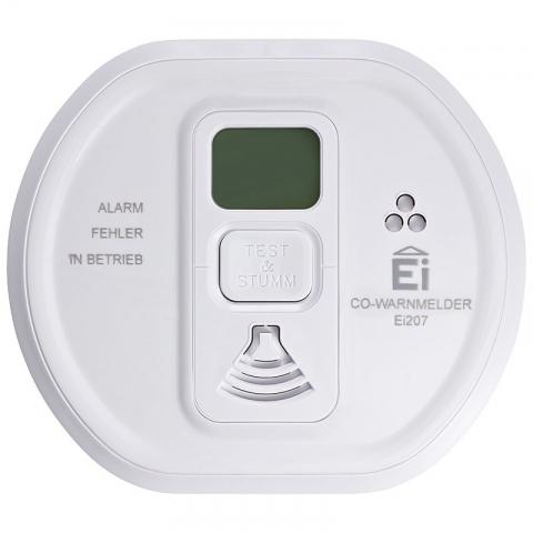 Europa-247.de - Europa Infos & Europa Tipps | Ei Electronics Kohlenmonoxidwarnmelder mit Display