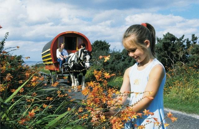 Europa-247.de - Europa Infos & Europa Tipps | Urlaub im Zigeunerwagen ist ideal für Familien und Paare