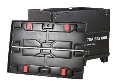 Auto News | Mehrweg Ladungstraeger und passende Tray zur Ladungssicherung