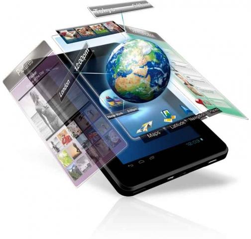 Barcelona-News.de - Barcelona Infos & Barcelona Tipps | ViewPad G70 mit ViewScene 3D-Oberfläche