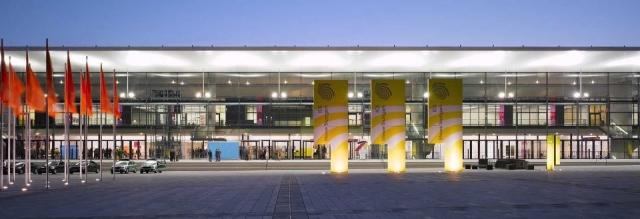 Europa-247.de - Europa Infos & Europa Tipps | Der Veranstaltungsort Messe Stuttgart