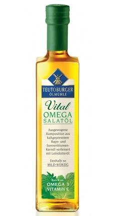 Neue Produkte @ Produkt-Neuheiten.Info | Naturreines Omega-Salatöl von der Teutoburger Ölmühle.