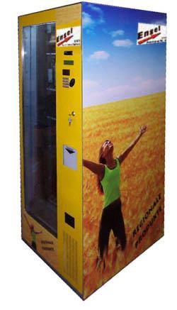 Landwirtschaft News & Agrarwirtschaft News @ Agrar-Center.de | Foto: Der Regiomat - Selbstvermarktungs-Automat für landwirtschaftliche Erzeuger.