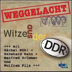 Ost Nachrichten & Osten News | Ost Nachrichten / Osten News - Foto: Cover: Weggelacht-Witze aus der DDR.