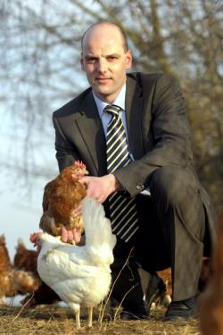 Landwirtschaft News & Agrarwirtschaft News @ Agrar-Center.de | Foto: Ab sofort berichtet Geflügelhalter Georg Heitlinger für Proplanta wöchentlich über das Geschehen am Geflügelmarkt. (Foto: Proplanta).