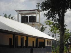 Alternative & Erneuerbare Energien News: Foto: Polizeistation Liberia Copyright GTZ + Phaesun GmbH.