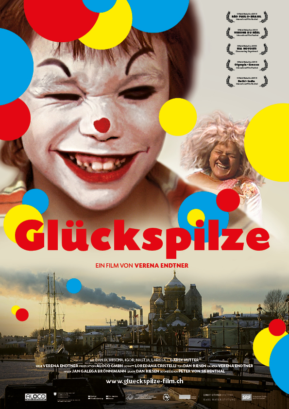 App News @ App-News.Info | Glückspilze – märchenhafter Dokfilm über russische Strassenkinder CH