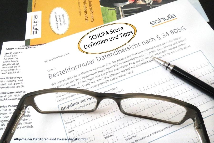 Medien-News.Net - Infos & Tipps rund um Medien | SCHUFA Score Definition und Tipps