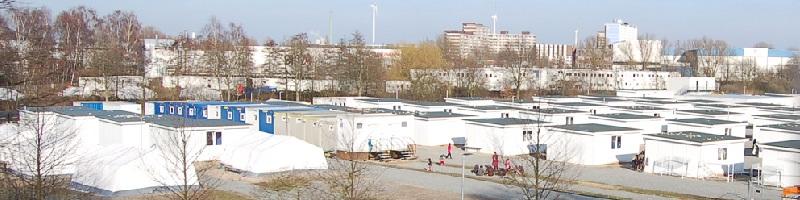 Deutsche-Politik-News.de | Asylquartiere Hamburg 2016