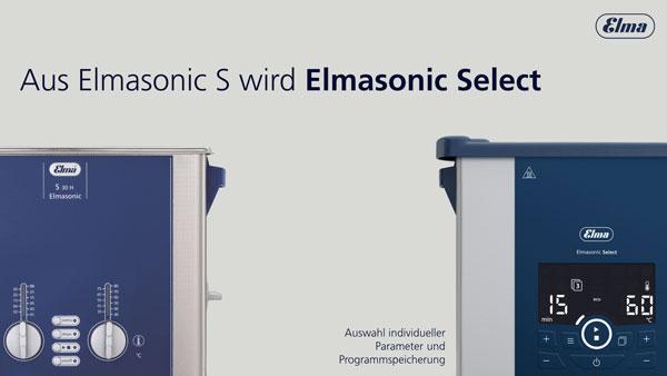 Freie Pressemitteilungen | Elmasonic Select