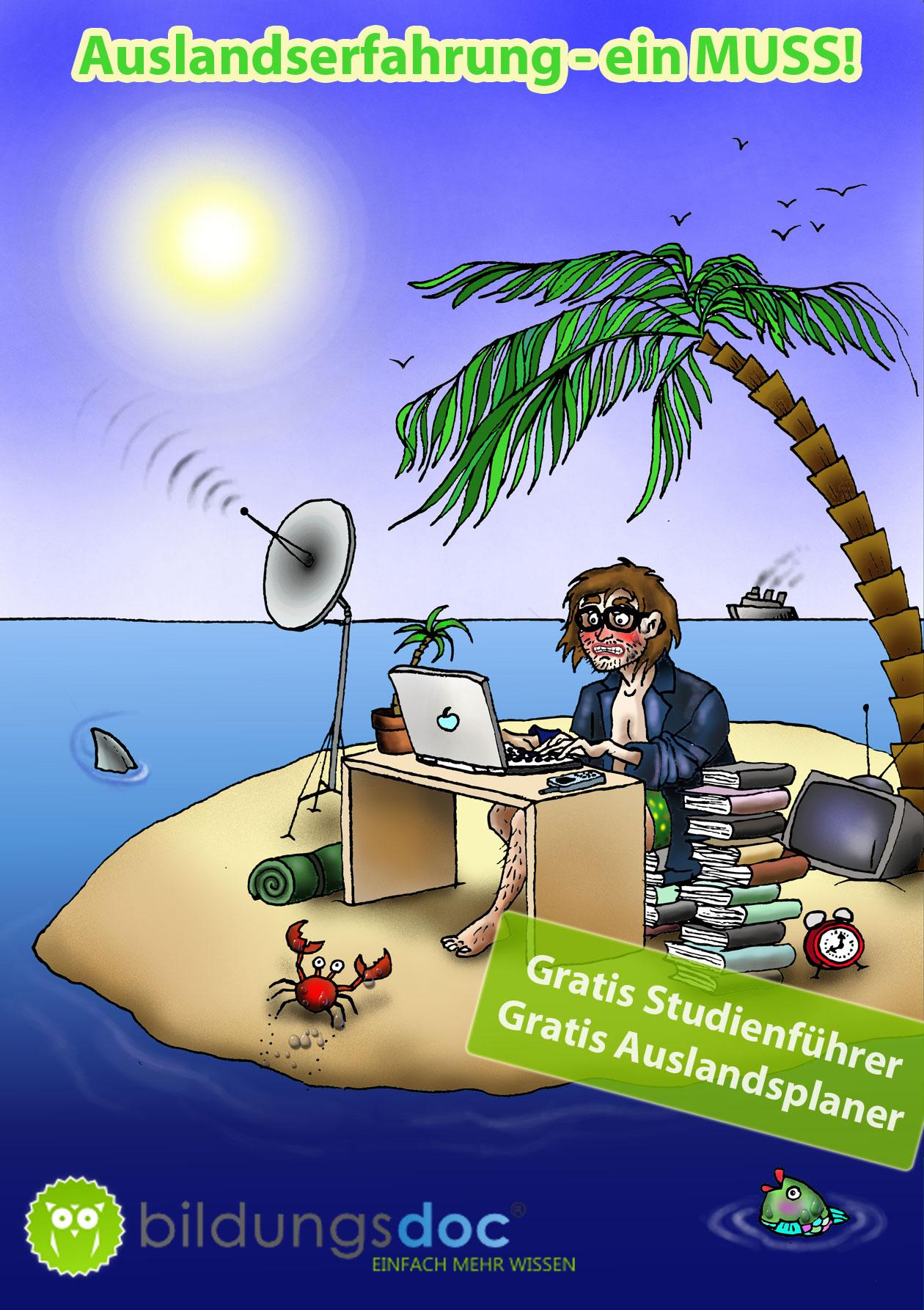 Versicherungen News & Infos | Auslandserfahrung – ein MUSS!