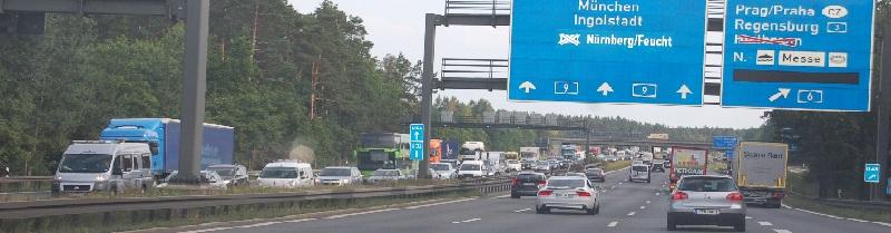 Deutsche-Politik-News.de | Autobahn Bayern 2015