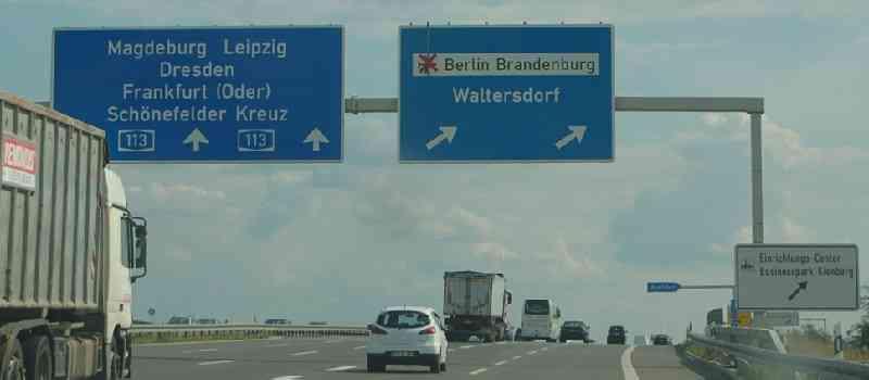 Deutsche-Politik-News.de | Autobahn Brandenburg 2013