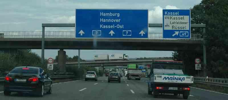 Deutsche-Politik-News.de | Autobahn in Deutschland 2016