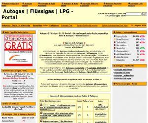 Freie Pressemitteilungen | Autogas, Flüssiggas, LPG - ein alternativer Kraftstoff!