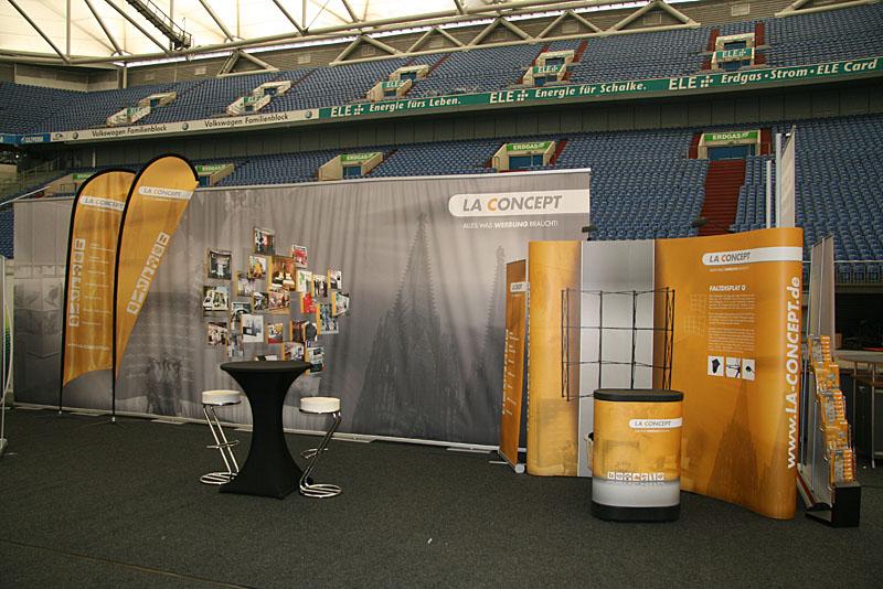 Duesseldorf-Info.de - Düsseldorf Infos & Düsseldorf Tipps | Die  LA CONCEPT GmbH & Co. KG zu Gast auf der b2d Messe 2010 in Gelsenkirchen