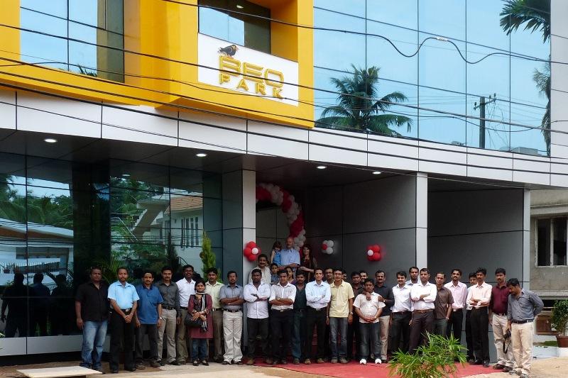Indien-News.de - Indien Infos & Indien Tipps | Der BEO PARK in Cochin