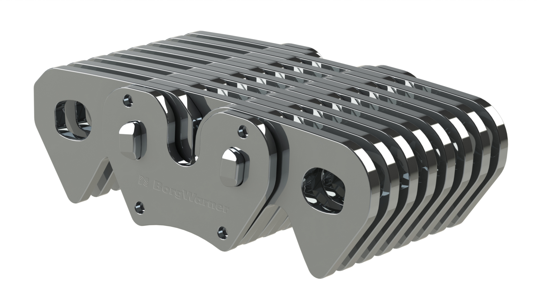 BorgWarners HY-VO®-Ketten sind für hocheffiziente, langlebige Leistung optimiert und bieten exzellente Laufruhe sowie Effizienz für den Chevrolet Volt Plug-In-Hybrid und den Malibu Hybrid. | Freie-Pressemitteilungen.de