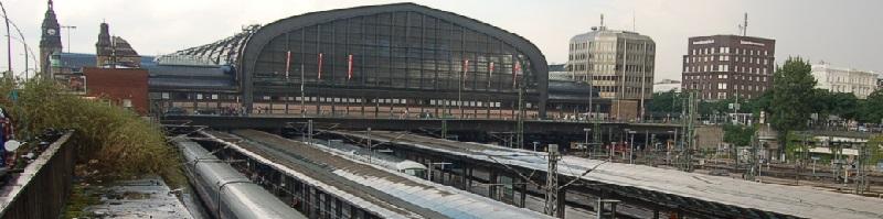 Deutsche-Politik-News.de | Hamburg Hauptbahnhof 2012