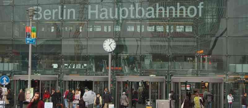 Deutsche-Politik-News.de | Berlin Hauptbahnhof 2013