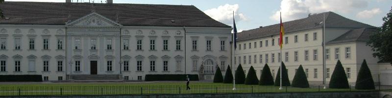 Deutsche-Politik-News.de | Schloss Bellevue Berlin 2016
