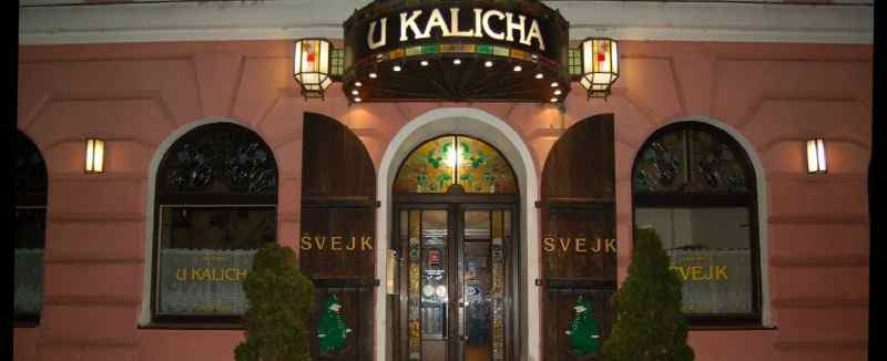 Deutsche-Politik-News.de | Bier-Restaurant Kelch Prag 2015