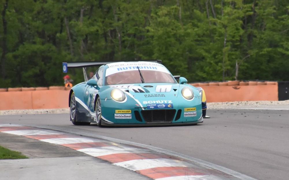 Laurents Hörr im Porsche GT3 R von Schütz Motorsport | Freie-Pressemitteilungen.de