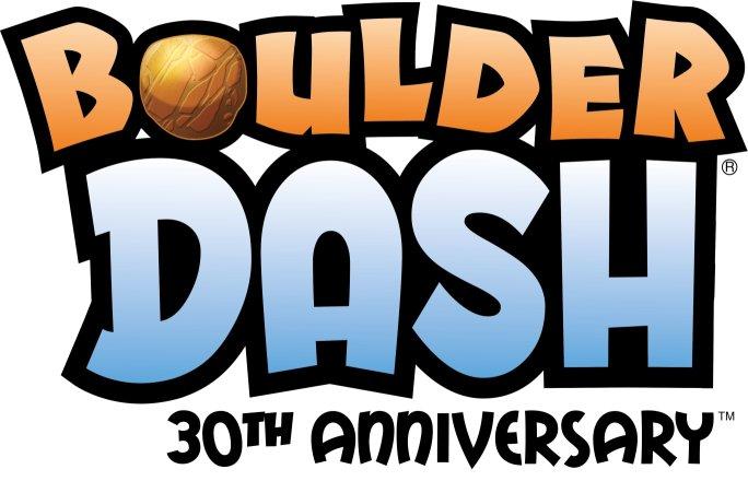 Saarbruecken-Info.de - Saarbrücken Infos & Saarbrücken Tipps | Boulder Dash – 30th Anniversary Logo