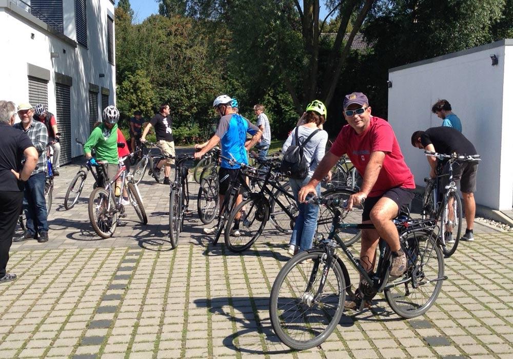 Sport-News-123.de | Das gemeinschaftliche Ziel ist eine möglichst hohe Spende