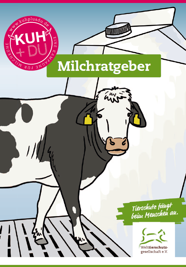 Medien-News.Net - Infos & Tipps rund um Medien | Erster kuhfreundlicher Milchratgeber