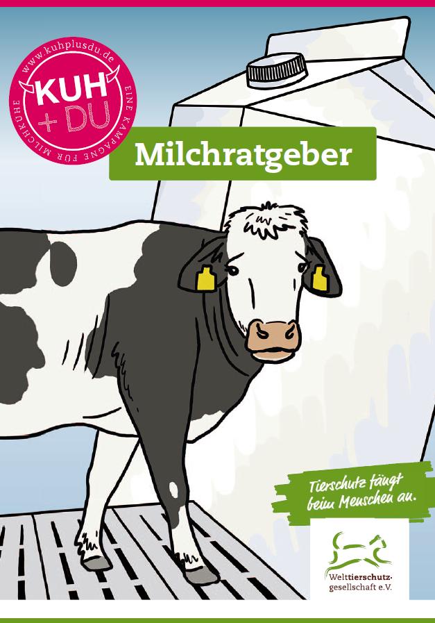 Tier Infos & Tier News @ Tier-News-247.de | Erster kuhfreundlicher Milchratgeber