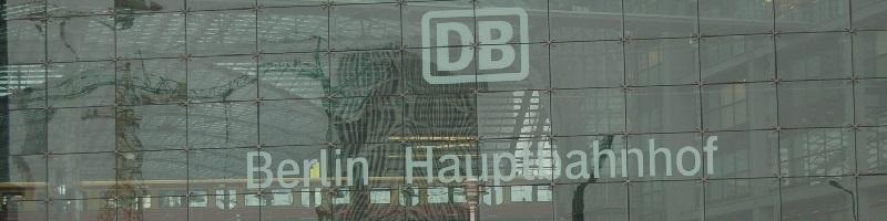 Deutsche-Politik-News.de | DB Hauptbahnhof Berlin 2013