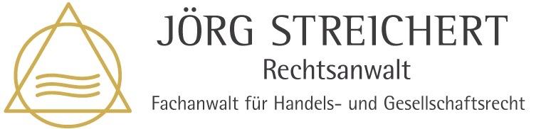 Jörg Streichert - Rechtsanwalt und Fachanwalt für Handels- und Gesellschaftsrecht