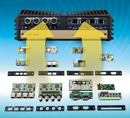 News - Central: Module  DX-1000