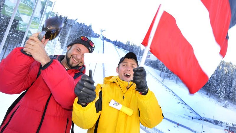 Tschechien-News.Net - Tschechien Infos & Tschechien Tipps | Wintersport in Sachsen, Veranstaltungstipp: Kammlauf Klingenthal 2011