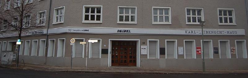 Deutsche-Politik-News.de | Die Linke Karl-Liebknecht-Haus Berlin