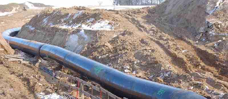 Sergej Lawrow, Russlands Außenminister: Nord Stream 2 läuft nach Plan - es wurden bisher etwa 60 Prozent der Gesamtlänge der Pipeline verlegt!