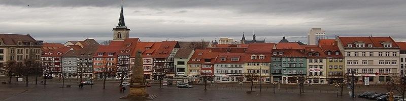 Deutsche-Politik-News.de | Erfurt - Landeshauptstadt Thüringens