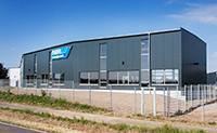 Internet Portal Center | Der neue Erweiterungsbau am Firmensitz in Staig-Steinberg