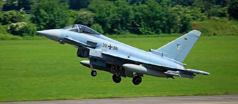 Deutsche-Politik-News.de | Eurofighter der Bundeswehr