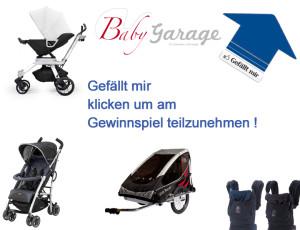 Tickets / Konzertkarten / Eintrittskarten | Gewinnspiel zum Umzug der Baby-Garage
